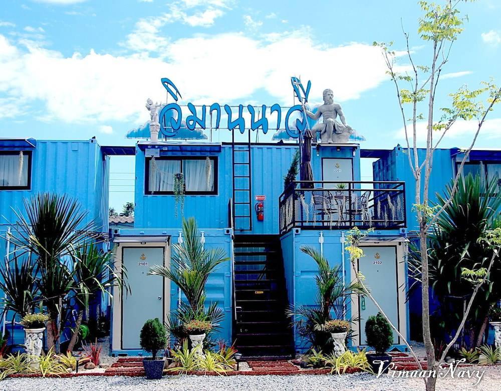 Vimaan Navy Resort