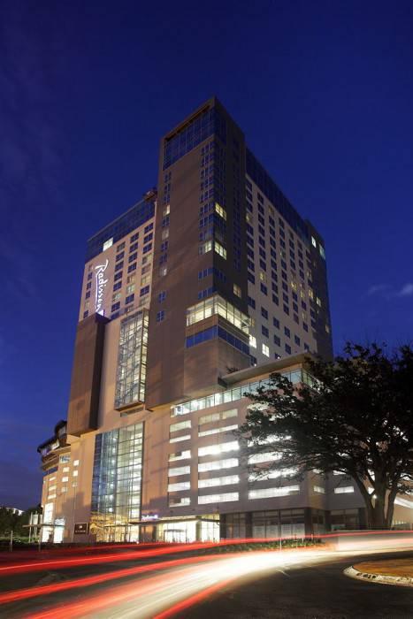 Radisson Blu Hotel, Sandton Johannesburg