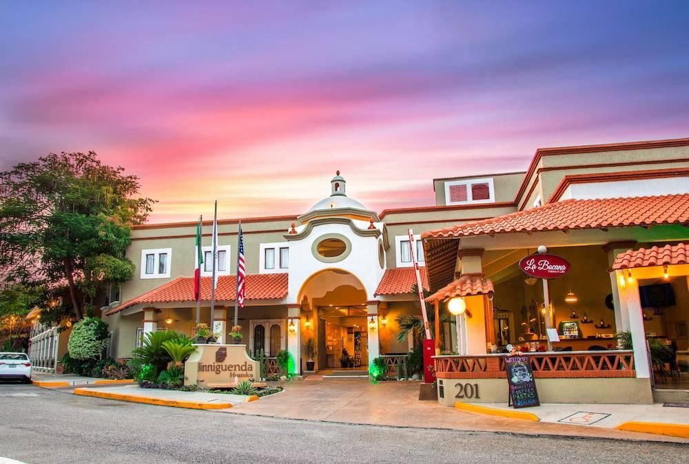 Hotel Binniguenda Huatulco