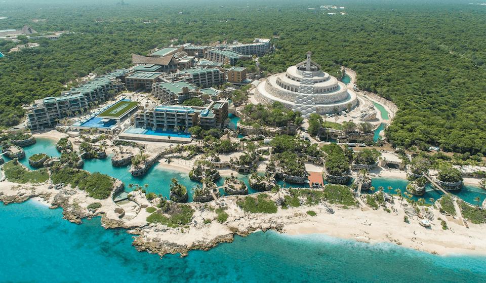 Hotel Xcaret México – All Parks & Tours / All Fun Inclusive